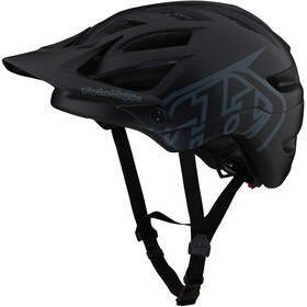 Troy Lee Designs A1 Helmet, drone black